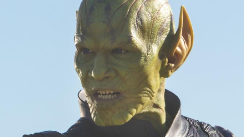 Skrull from Captain Marvel