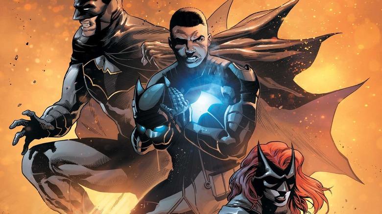 Cover of Detective Comics #944