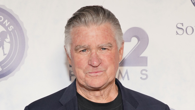 Treat Williams in 2019 at event smiling