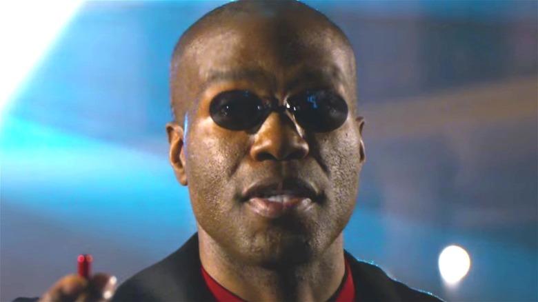 The Matrix Resurrections Abdul-Mateen Pill