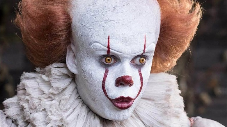 Pennywise It movie 2017
