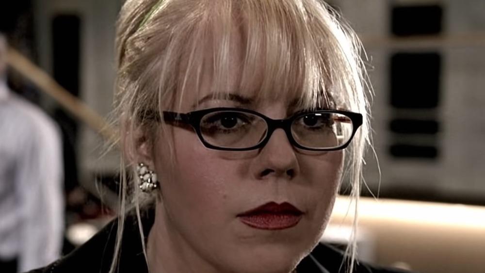 Penelope investigates Criminal Minds