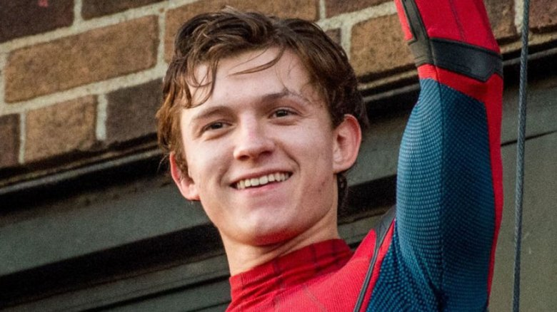 Spider-Man: Homecoming Tom Holland