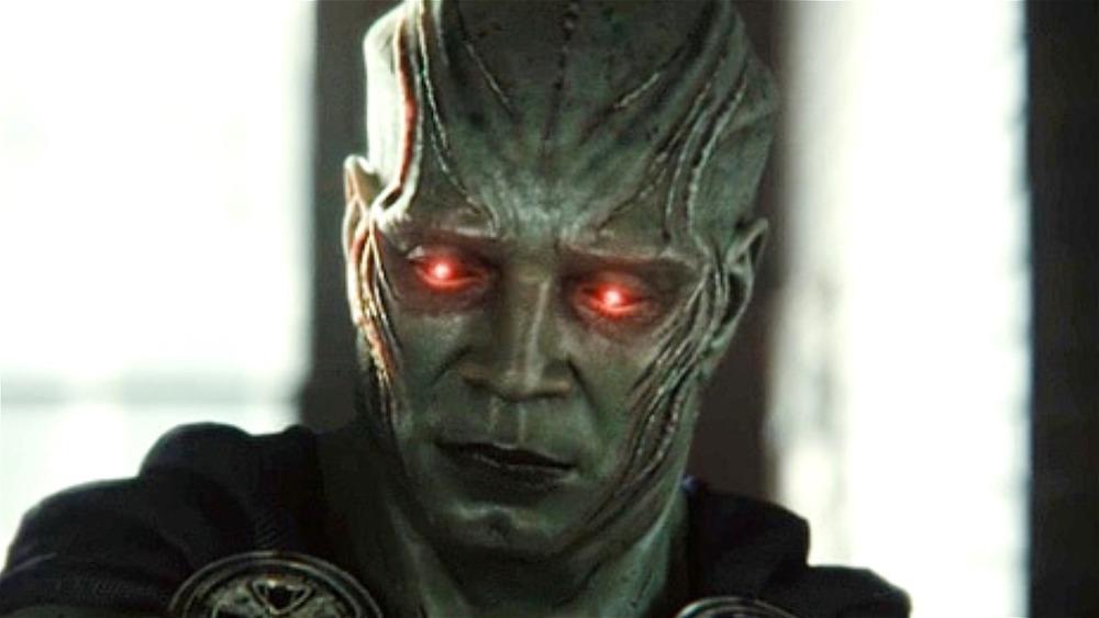Justice League Martian Manhunter