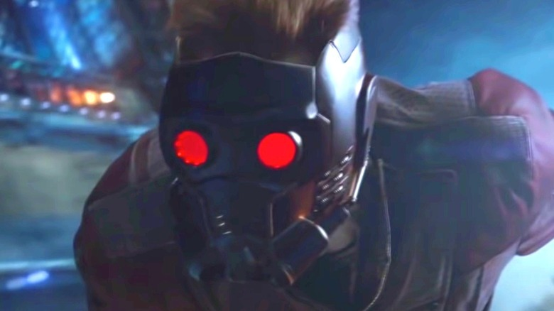 Guardians of the Galaxy Star-Lord Flies