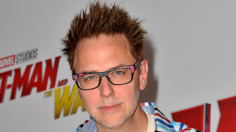 James Gunn Ant-Man and the Wasp red carpet