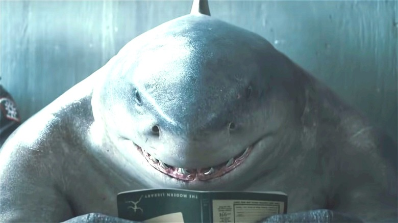 King Shark The Suicide Squad