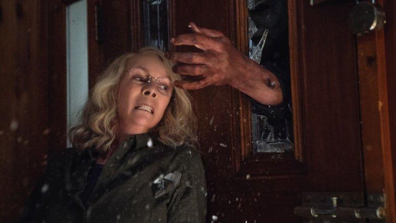 Jamie Lee Curtis in Halloween
