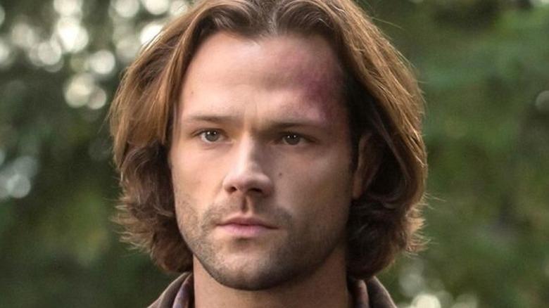 Sam bruised forehead Supernatural