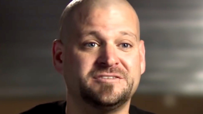 Jarrod Schulz in close-up