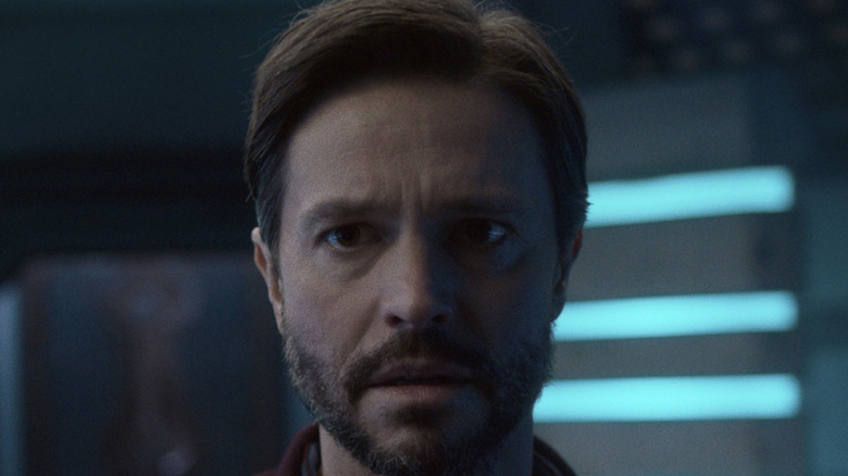 Zor-El looking conflicted