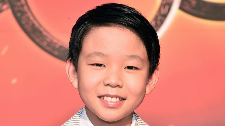 Jayden Zhang smiling