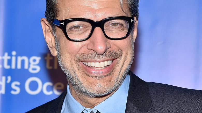 Jeff Goldblum red carpet