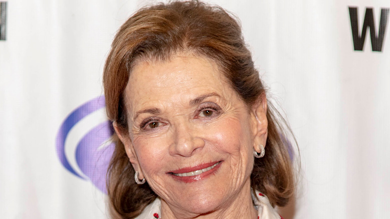 Jessica Walter at an event