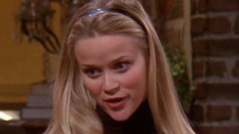 Jill with headband
