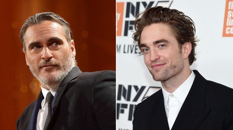 Joaquin Phoenix and Robert Pattinson