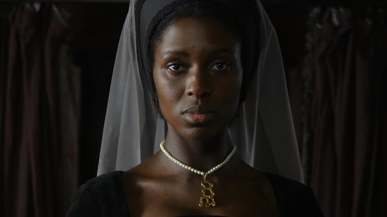Jodie Turner Smith Anne Boleyn