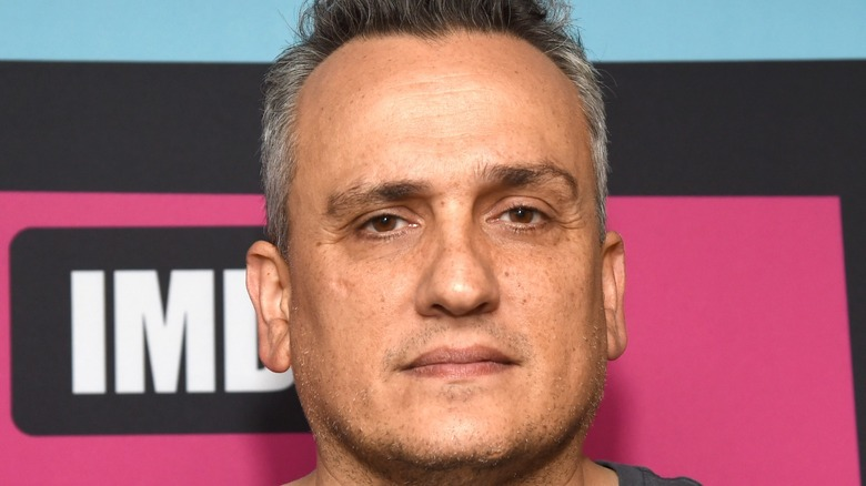 Joe Russo at a red carpet event