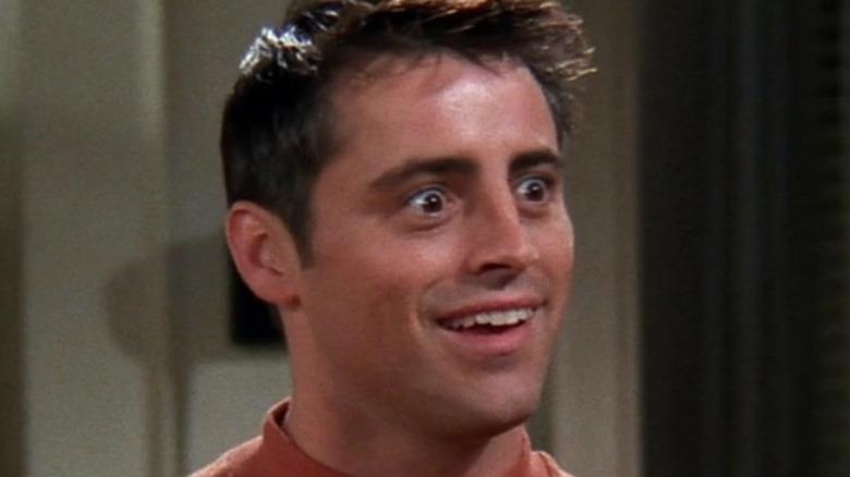 Joey Tribbiani smiling