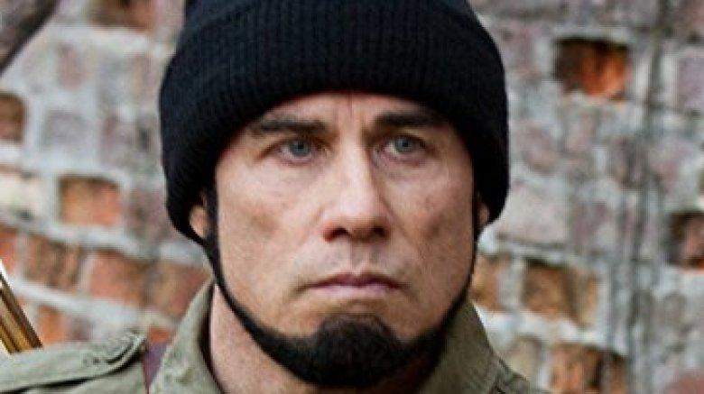 John Travolta in Killing Season