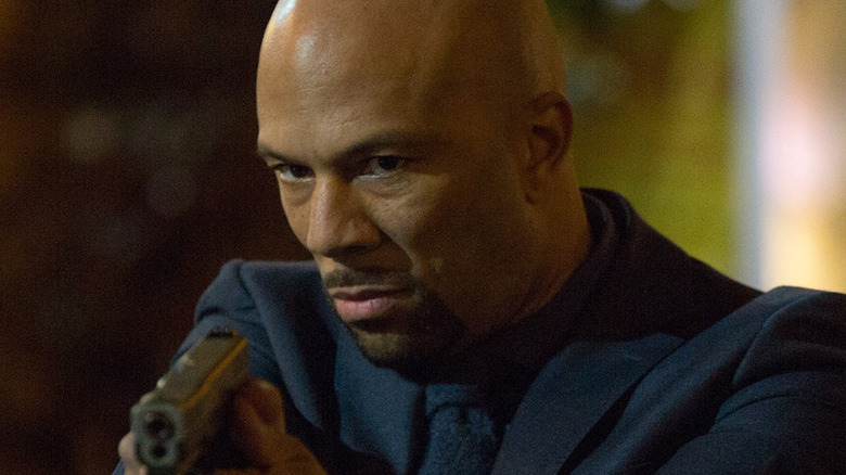 Common as Cassian in John Wick: Chapter 2