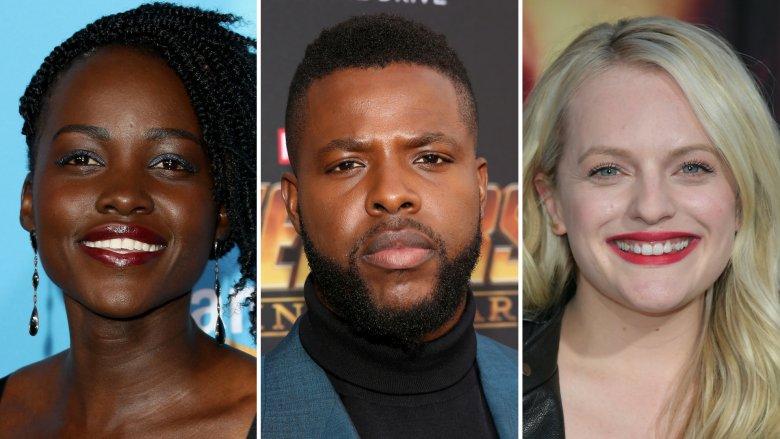 Lupita Nyong'o, winston Duke, elisabeth moss, jordan peele, us