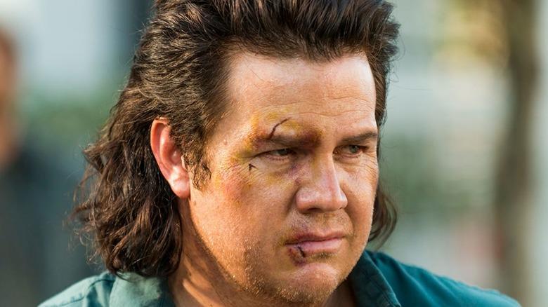 The Walking Dead Eugene Porter mullet