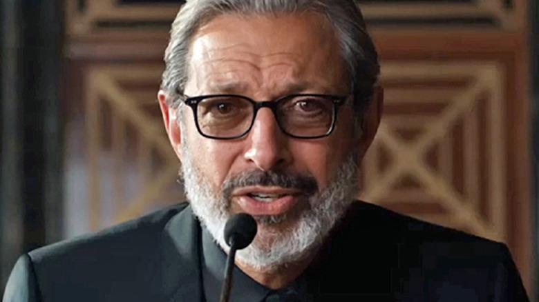 Jeff Goldblum Dr. Ian Malcolm Jurassic World Fallen Kingdom