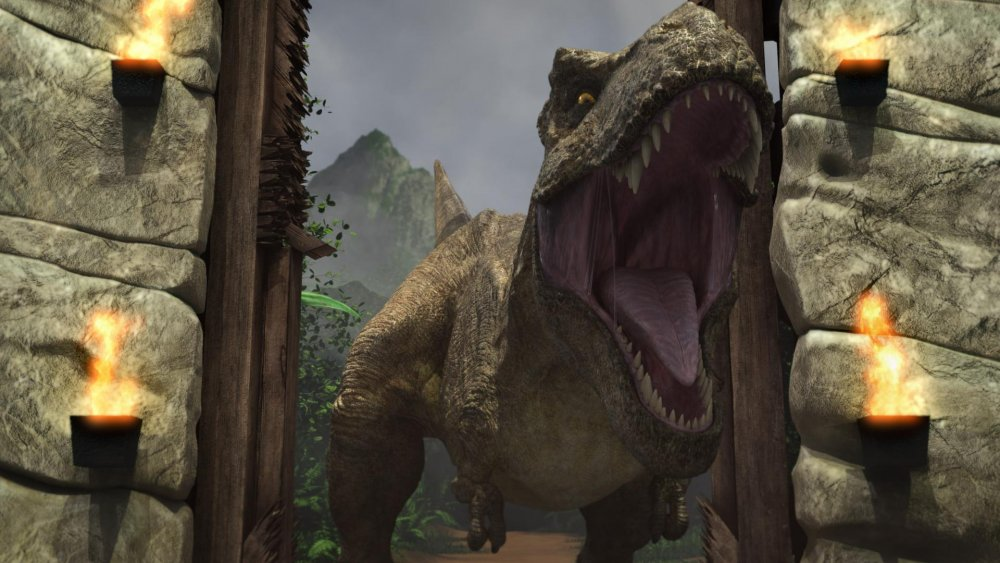Still from Jurassic World: Camp Cretaceous