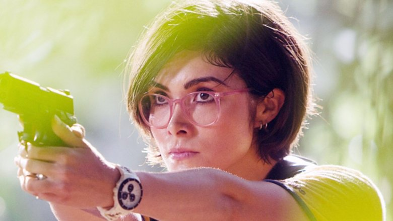 Daniella Pineda in Jurassic World: Fallen Kingdom