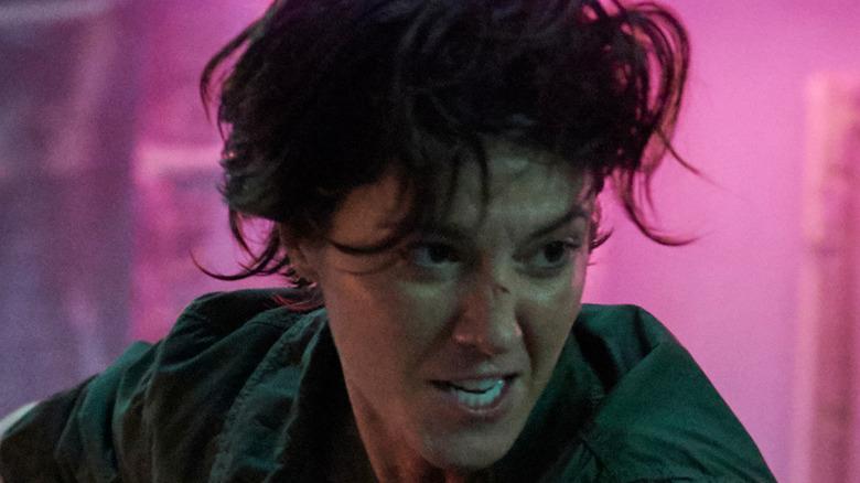 Mary Elizabeth Winstead as Kate in Kate