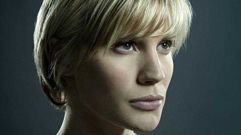 Battlestar Galactica's Starbuck Katee Sackhoff