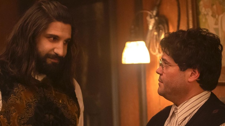 Guillermo and Nandor What We Do in the Shadows