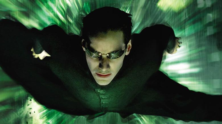 Keanu Reeves in The Matrix Revolutions