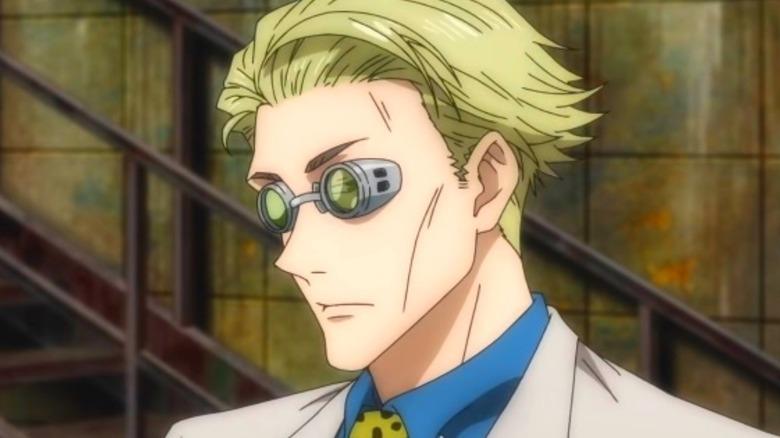 Jujutsu Kaisen Nanami Face
