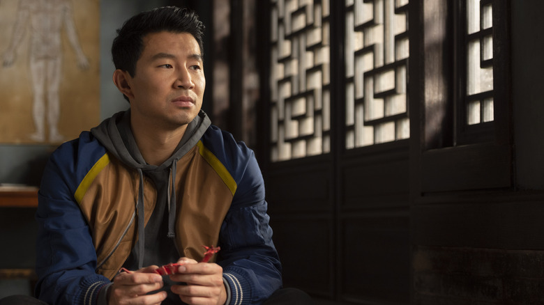 Kevin Feige Confirms What We Suspected All Along About Simu Liu's Shang-Chi Casting