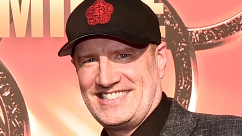 Kevin Feige smiling