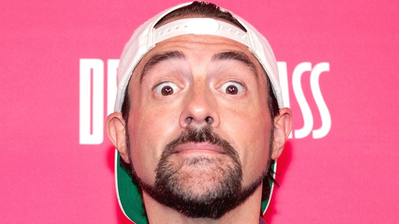 Kevin Smith Deadly Class red carpet