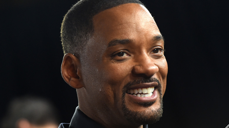 Will Smith at an event