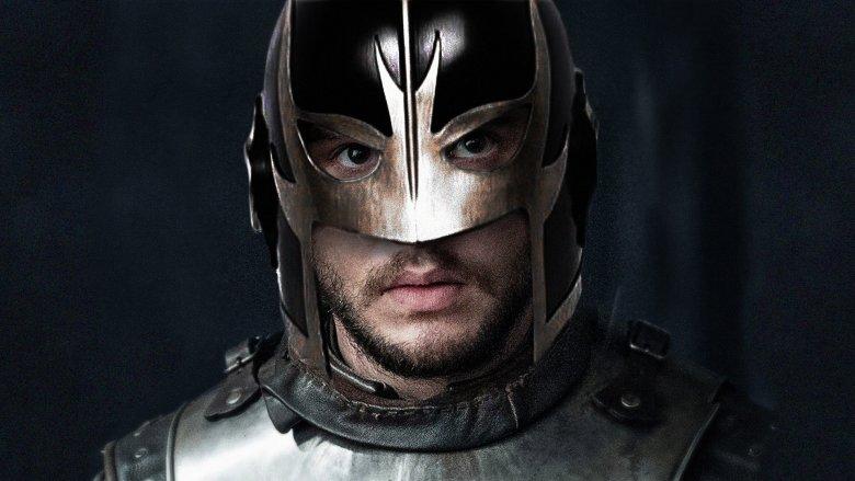 Kit Harington Black Knight