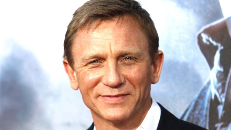 Daniel Craig at an event