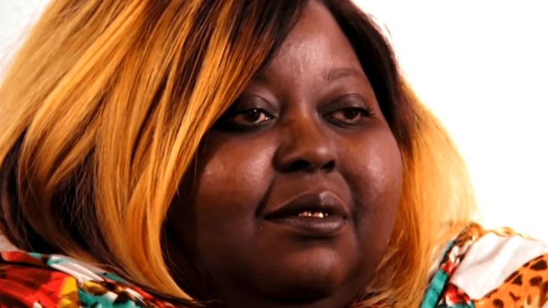Lashanta White on TLC's My 600-lb Life