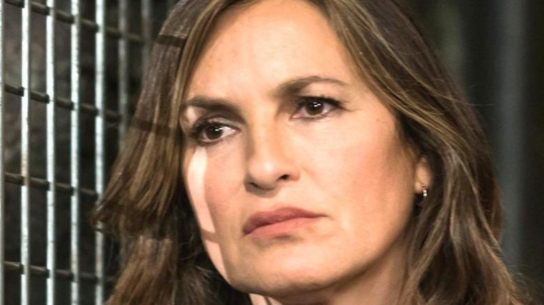 Mariska Hargitay Olivia Benson jail