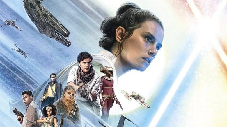 Rise of Skywalker poster