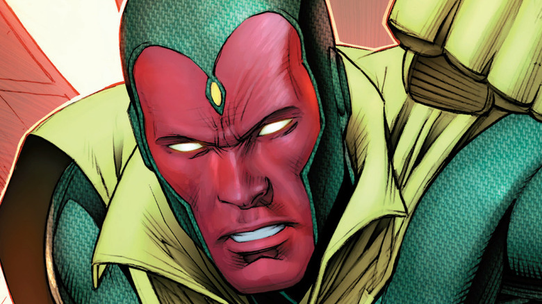 Vision #8 cover