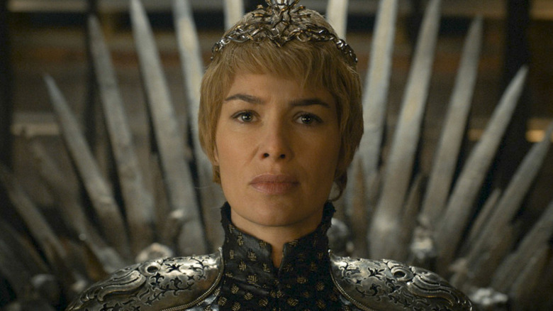 Lena Headey as Cersei Lannister on Game of Thrones