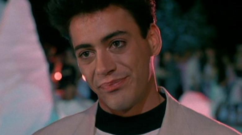 Robert Downey Jr as Julian Wells in Less Than Zero