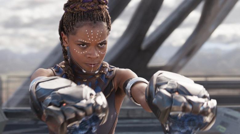 Letitia Wright Injured On The Set Of Black Panther: Wakanda Forever