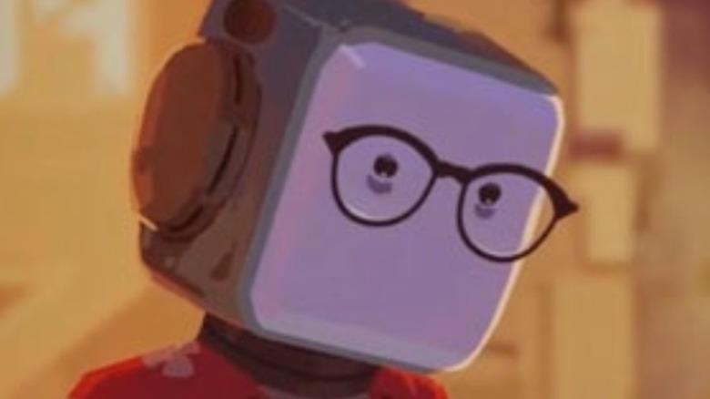 Robot Joe in Life of Delta