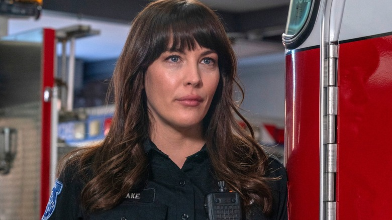 Liv Tyler as Michelle Blake on 911: Lone Star